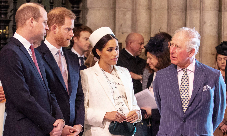 Nuevas contradicciones entre el relato de los Sussex y la Casa Real a cuenta de dinero