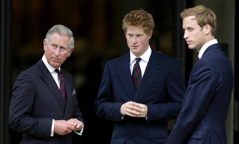 El motivo por el que el príncipe Carlos no estará en el homenaje a Diana de Gales