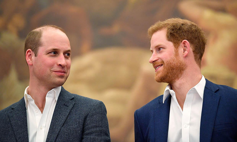 Las palabras cargadas de significado del príncipe Harry poco antes del esperado encuentro con su hermano