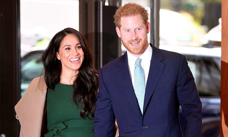 El príncipe Harry admite que tener dos hijos es 'hacer malabarismos' y explica cómo se porta Lilibet