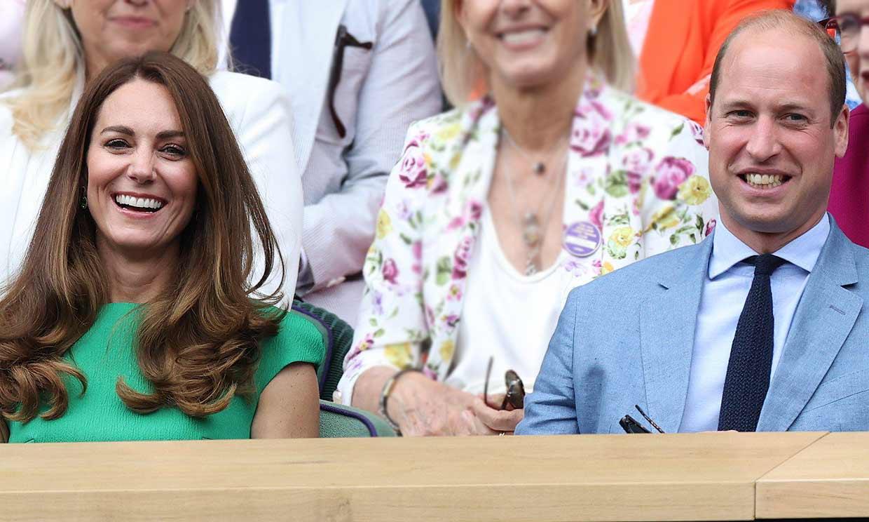 ¡Se acabó la cuarentena! Kate Middleton reaparece en Wimbledon