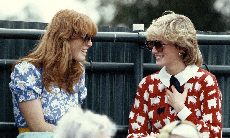 ¿Cómo se llevaría Diana de Gales con sus nueras? Esto es lo que opina Sarah Ferguson