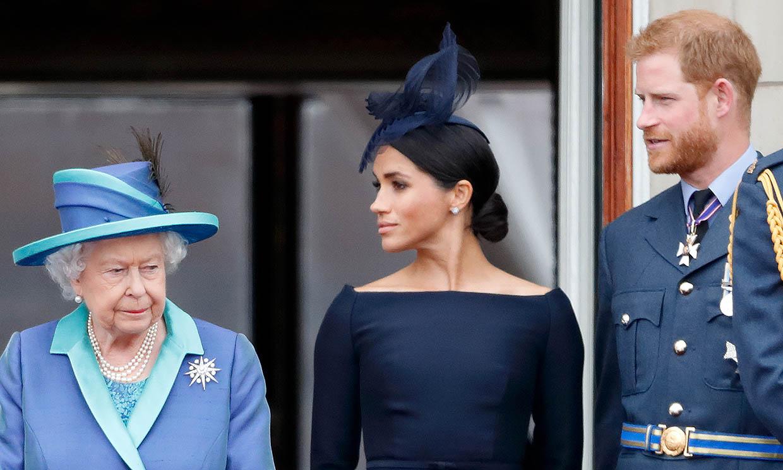 ¡Por fin! Lilibet Diana ya aparece en la línea de sucesión al trono en la web de la Familia Real británica
