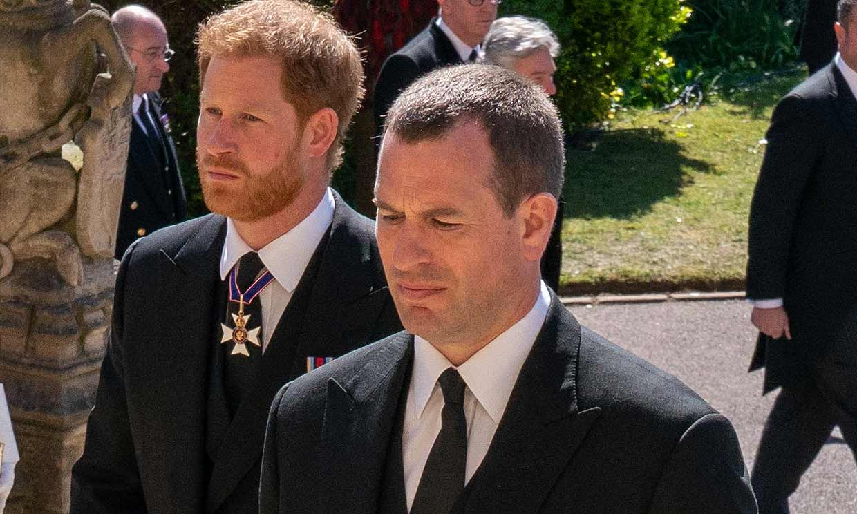 Peter Phillips confiesa el momento más duro tras la pérdida del duque de Edimburgo