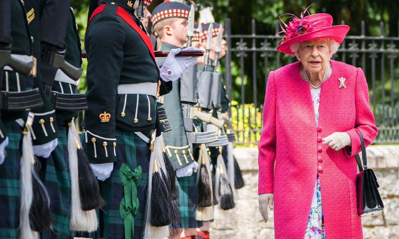 Alerta en Balmoral: detectan un positivo por covid en el castillo donde veranea Isabel II