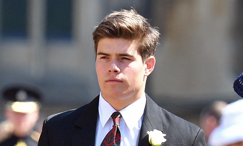 Arthur Chatto, el atractivo sobrino de la reina Isabel II que está a punto de alistarse en los Royal Marines