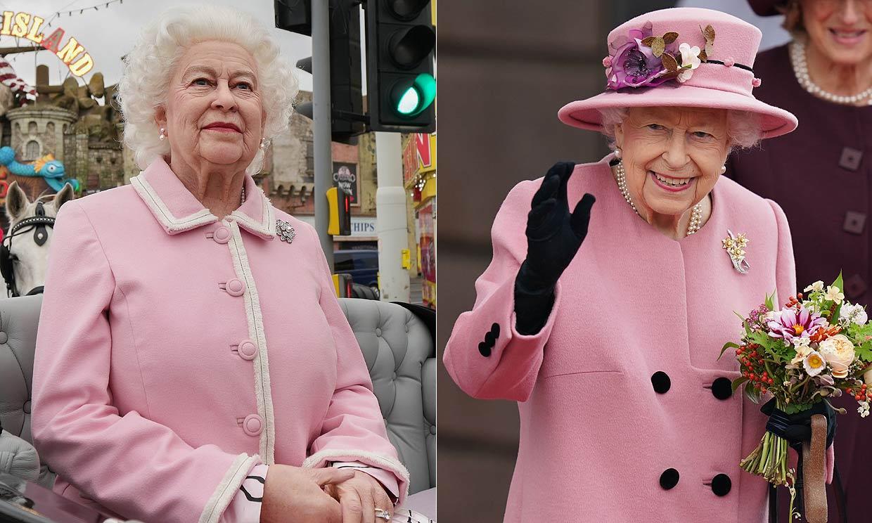 Con o sin sombrero: ¿sabrías cuál es la Isabel II real y cuál la de cera?