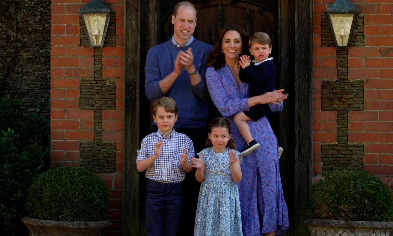 El príncipe Guillermo cuenta que su hijo George ha heredado su preocupación por el medio ambiente