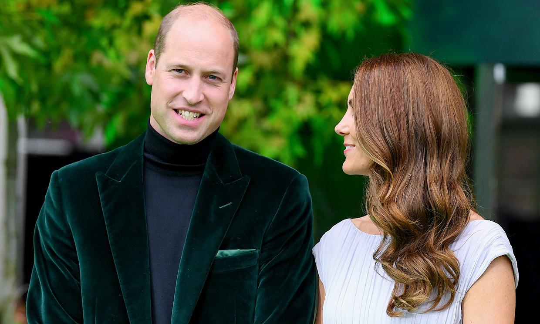 El príncipe Guillermo consigue algo insólito: ¡que su look sea más comentado que el de Kate!