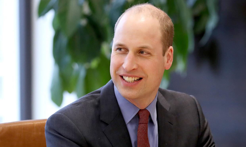 Escucha cómo habla el príncipe Guillermo 'un poquito' de español