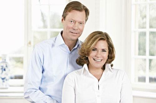 Enrique y María Teresa de Luxemburgo celebran su 30º aniversario de casados con nuevos retratos oficiales