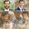 Los retratos oficiales de los apuestos príncipes de la gran familia ducal de Luxemburgo