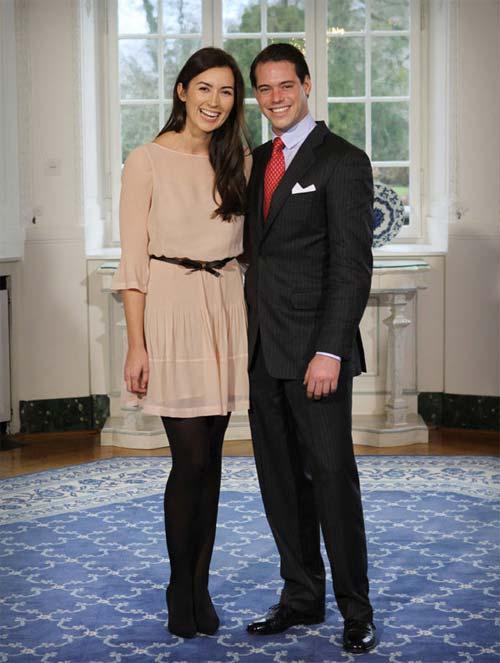 Todo a punto para la Boda Real de Félix de Luxemburgo y Claire Lademacher