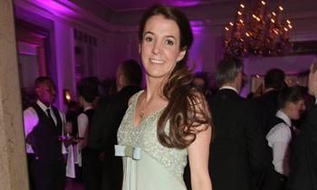 La princesa Tessy de Luxemburgo, una estrella 'real' en la noche londinense