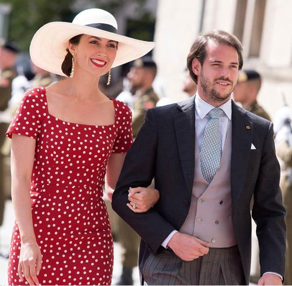 Claire de Luxemburgo, una 'Pretty Woman' en el Día Nacional