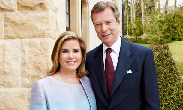 Los Grandes Duques de Luxemburgo cumplen 15 años de reinado