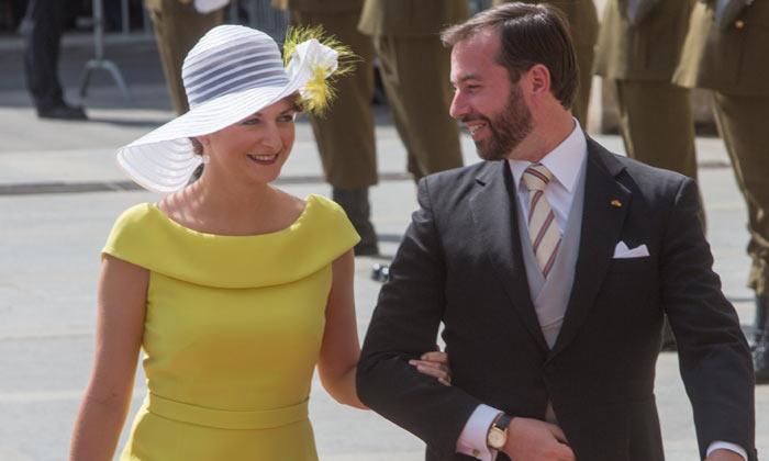 La Casa Gran Ducal da la cara por Stéphanie de Luxemburgo tras haber sido salpicada por un escándalo financiero