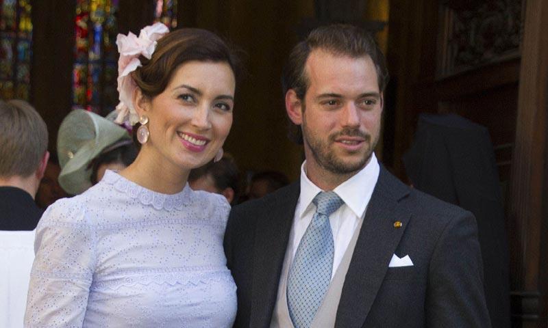 Los príncipes Felix y Claire de Luxemburgo han sido padres por segunda vez