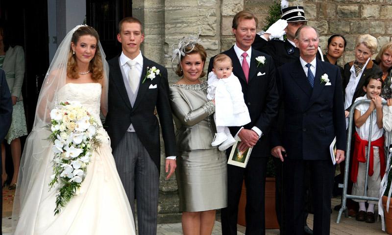 Tessy de Luxemburgo describe el fin de su matrimonio como 'extremadamente triste'