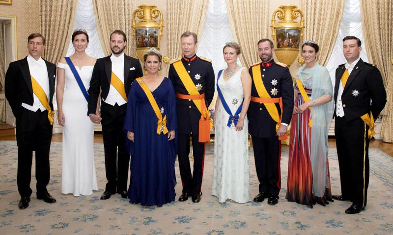 El Gran Ducado de Luxemburgo celebra por todo lo alto su Fiesta Nacional