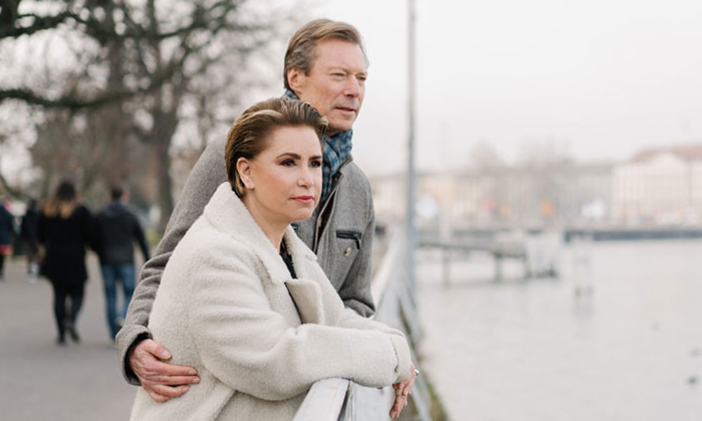 Enrique de Luxemburgo defiende a su esposa tras la polémica: '¿Qué sentido tiene atacar a una mujer?'