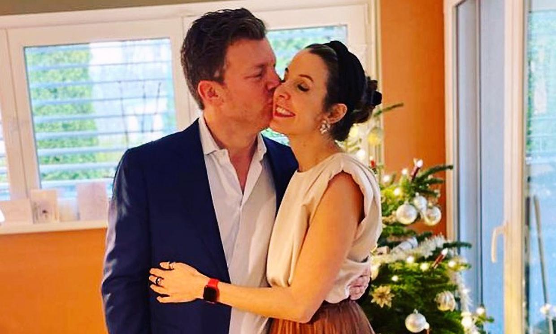 Tessy de Luxemburgo anuncia su compromiso con Frank Floessel