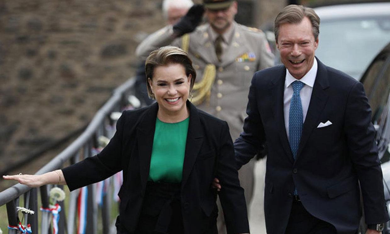 Enrique de Luxemburgo toma nota del 'informe Waringo': renueva su web y desaparece el 'site' de la Gran Duquesa