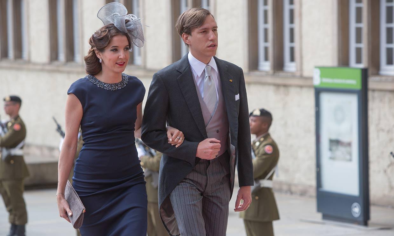 Las palabras de Tessy de Luxemburgo, exmujer del príncipe Luis, tras la noticia de su compromiso