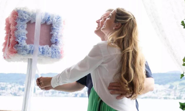 ¿Niño o niña? Tessy de Luxemburgo anuncia con una fiesta que el bebé que espera es...