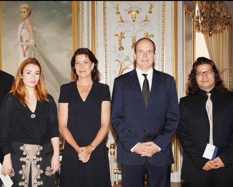 Jazmín Grace Grimaldi: la otra hija de Alberto de Mónaco