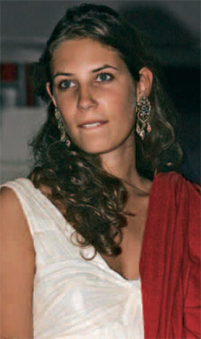Tatiana Santodomingo, la novia de Andrea, es ya una más de la Familia Grimaldi