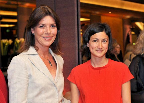 Carolina de Mónaco: una Princesa con arte
