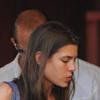 Carlota Casiraghi se recupera de su accidente de tráfico junto a Beatrice Borromeo, la novia de su hermano Pierre, en la Costa Azul