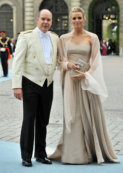 Alberto de Mónaco y Charlene Wittstock: una Boda Real diferente