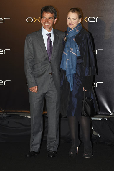 Carlota Casiraghi aporta el toque 'royal' a la gala del Gran Premio de España de hípica