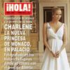 Charlene la nueva princesa de Mónaco, en palacio: 'A veces tengo que pellizcarme para comprobar que esta es mi vida'