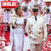 Esta semana en ¡HOLA!: Todo el 'glamour' de Mónaco en la boda de los príncipes Alberto y Charlene