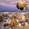 Lujo y exclusividad en estado puro para los recién casados Alberto y Charlene de Mónaco en Sudáfrica
