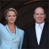 El príncipe Alberto y su esposa Charlene convocan a la prensa para poner punto y final a los rumores sobre su matrimonio