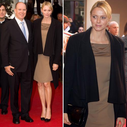 Alberto y Charlene de Mónaco continúan con su día a día, entre rumores de embarazo