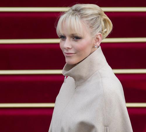 De prometida a princesa: Charlene ocupa su nuevo lugar en las celebraciones del Día Nacional de Mónaco