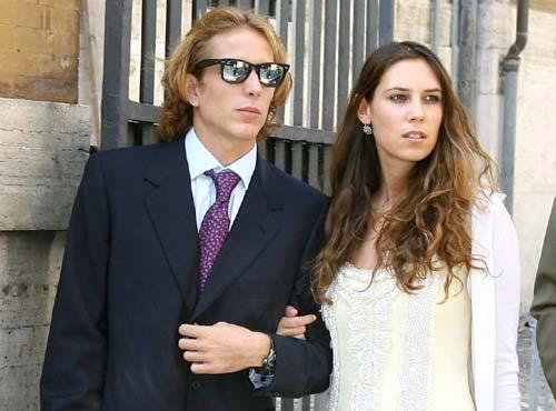 Andrea Casiraghi y Tatiana Santo Domingo se casan en 2013 Andrea-tatiana30-z