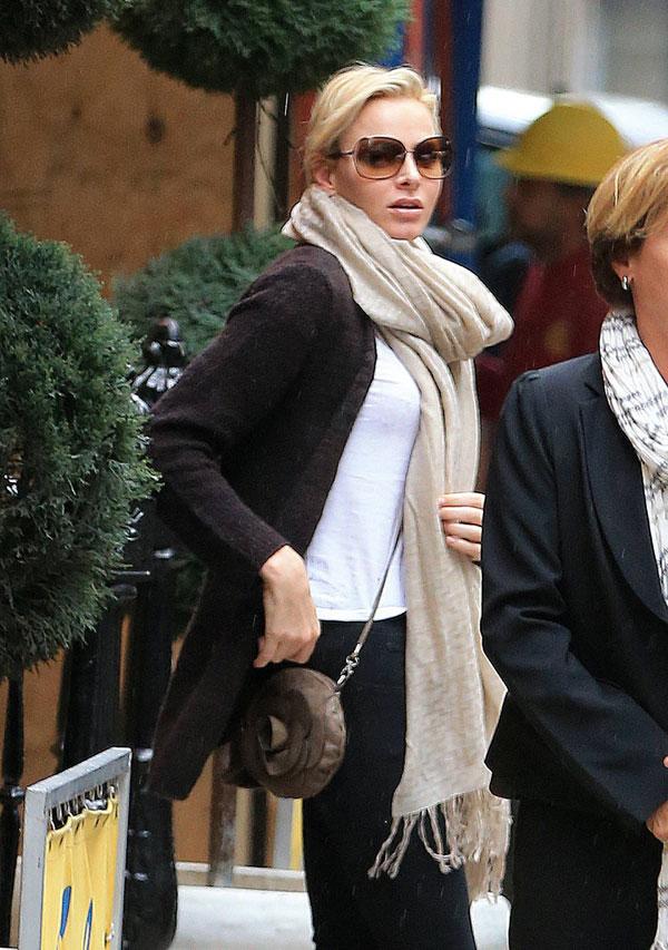 Charlene de Mónaco homenajea 'a su manera' a la princesa Grace en Nueva York