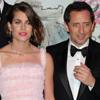 Carlota Casiraghi y Gad Elmaleh, dos enamorados en el Baile de la Rosa de Mónaco