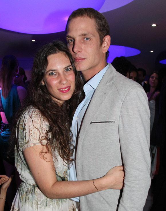 Las grandes ausencias de la boda de Andrea Casiraghi y Tatiana Santo Domingo