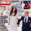 En ¡HOLA!: Todo sobre la divertida boda de Andrea y Tatiana en Mónaco