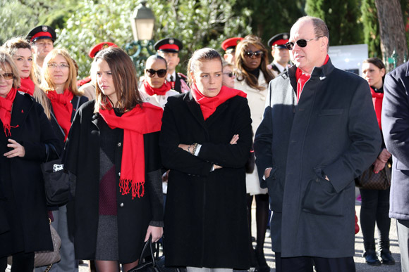 albert stéphanie paulibne ducruet hommage morts sida