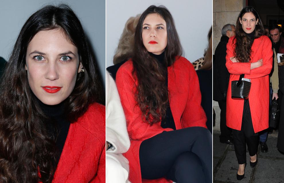 Tatiana Santo Domingo toma nota de las tendencias a escasos días de su boda religiosa con Andrea Casiraghi en Suiza