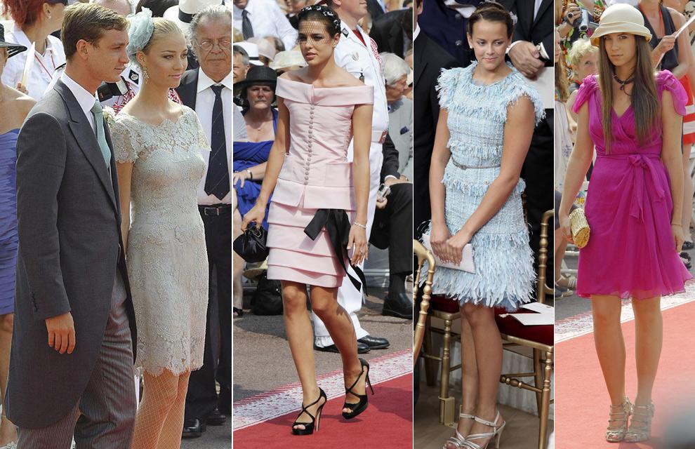 Carlota, Tatiana, Beatrice y Paulina: el nuevo 'glamour' de Mónaco