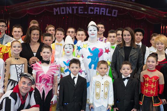 ¿Asistirá Estefanía de Mónaco a la boda? La Princesa pasa en Montecarlo el primer día de celebraciones
